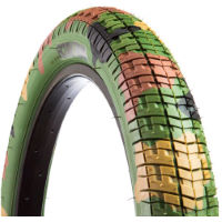 picture of Fiction Troop BMX Tyre - Limited Edition Camo