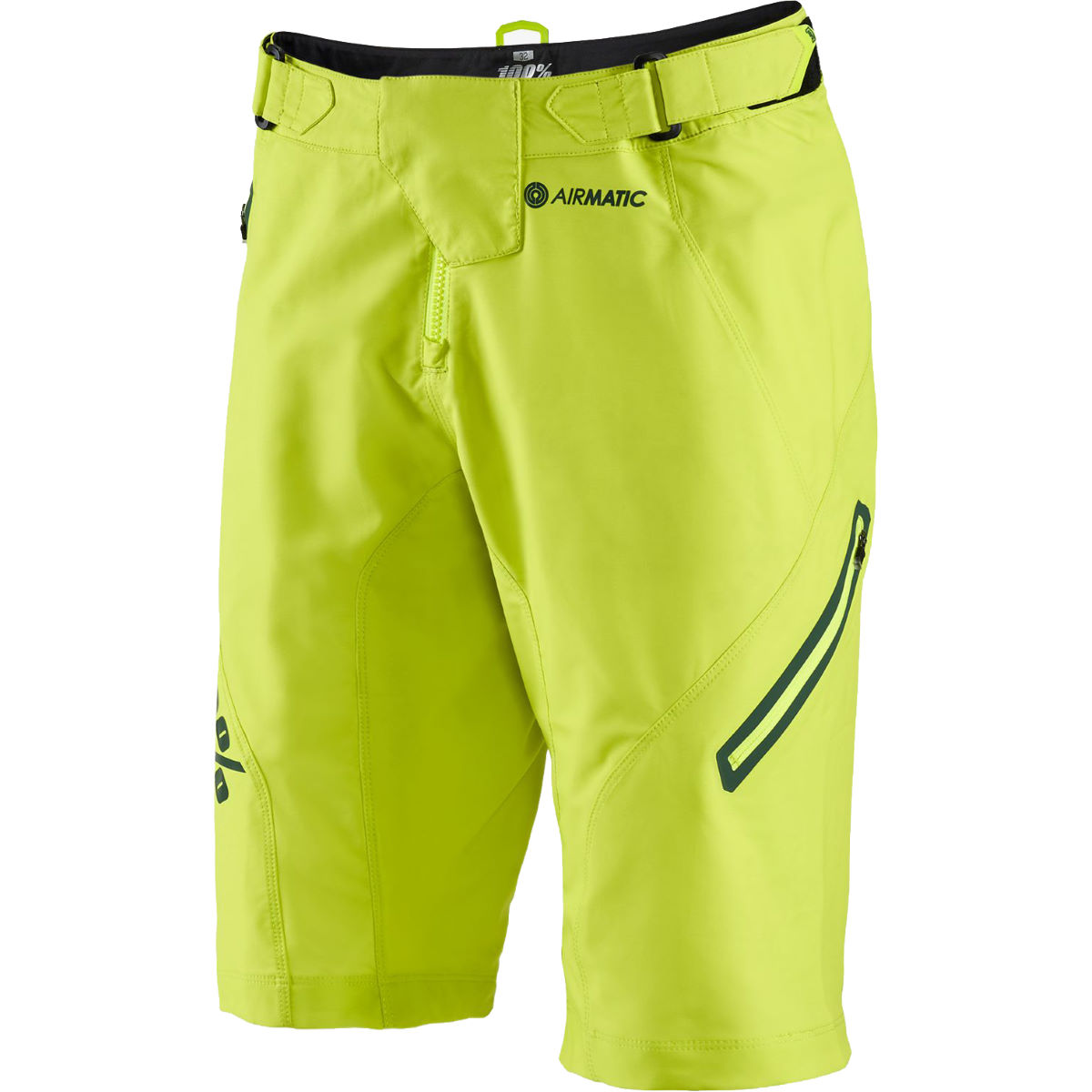 Short 100% Airmatic LE - 36 Lime Shorts amples