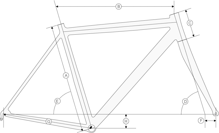 Boardman road comp geometry diagram