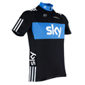Sky Team Short Sleeve Jersey 2010