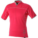 Ladies Curve Short Sleeve Cycling Jersey