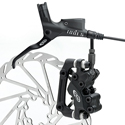 Code 5 OE Rear Disc Brake with 185mm Rotor