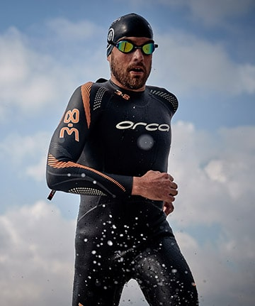 Bouyancy wetsuits to give additional help with buoyancy for a more effective swim.