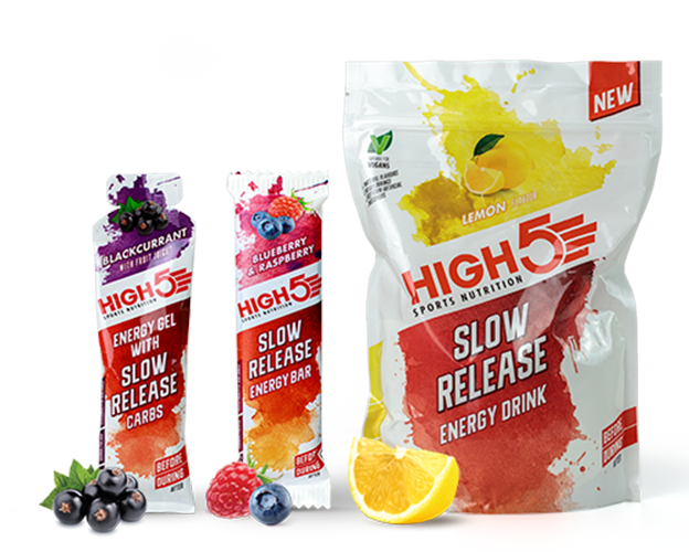 High5 Slow Release Products