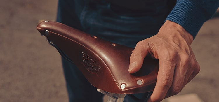 Brooks England Leather Saddle