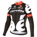 Cervelo Test Team Thermal L/S Jersey 2009