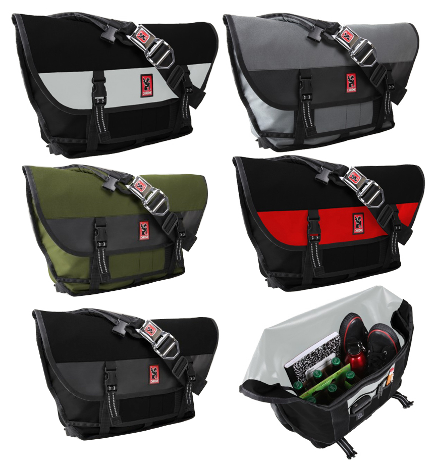 15658ad66125 Wiggle Chrome Citizen Messenger Bag Courier Bags on PopScreen
