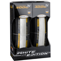 Grand Prix 4000 Ltd Edition White Tyre Twinpack