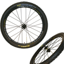 CrossMax ST Tubeless Disc Wheelset 2009 - OE