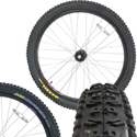 Sun Ringle/Shimano XT MTB Wheelset - OE