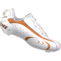 CX170 White/Copper Road Cycling Shoes