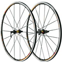 Ksyrium Elite Black Clincher Road Wheelset