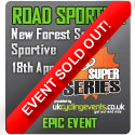 New Forest Spring Sportive - Epic Route