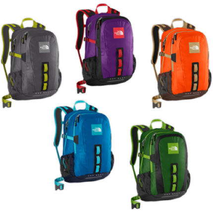 80868ee62 Wiggle | The North Face Base Camp Hot Shot Rucksack (AW 2011) | Internal