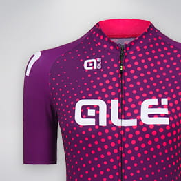 Ale Purple Womens Giro Jersey