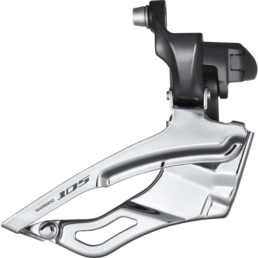 Wiggle | Shimano 105 5703 10 Speed Front Derailleur (T) - Band | Front Derailleurs