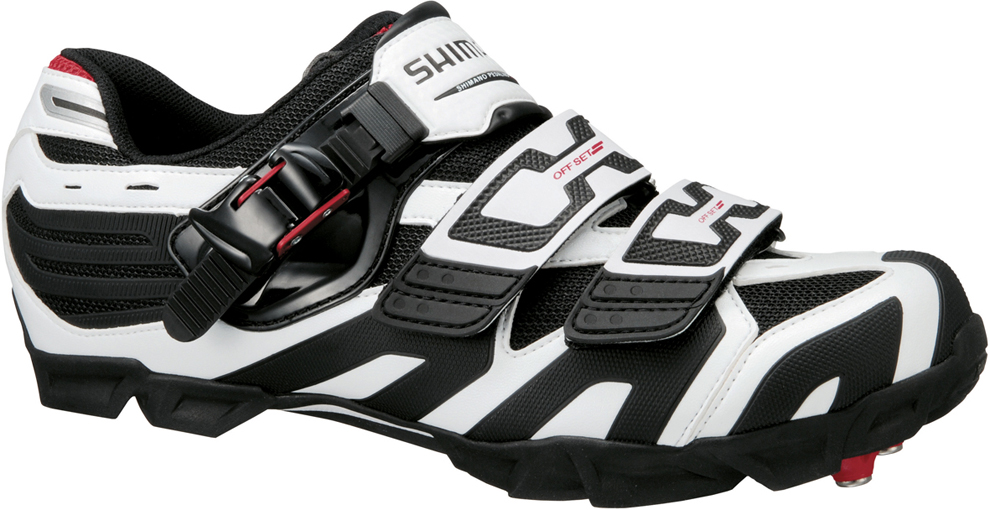 shimano m161 mtb schuhe radschuhe gel nde wiggle. Black Bedroom Furniture Sets. Home Design Ideas