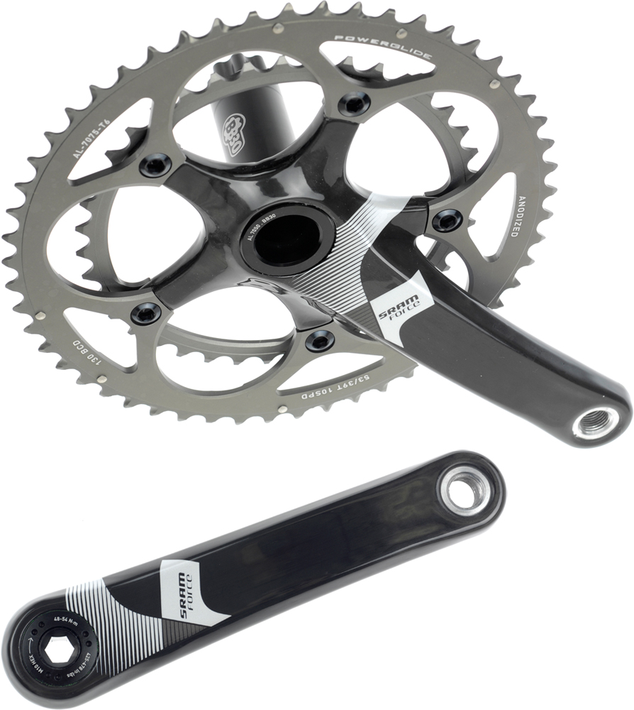 Wiggle Sram Force Bb30 Chainset 2011 Chainsets