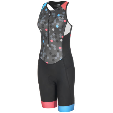 dhb Women's Blok Tri Suit