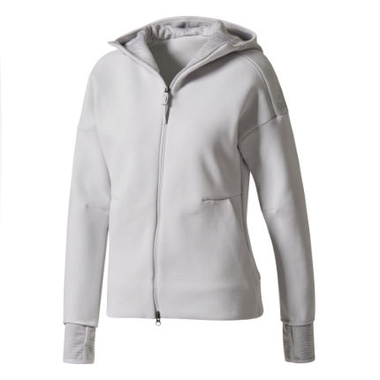 adidas Women's ZNE Hood 2 Pulse Top