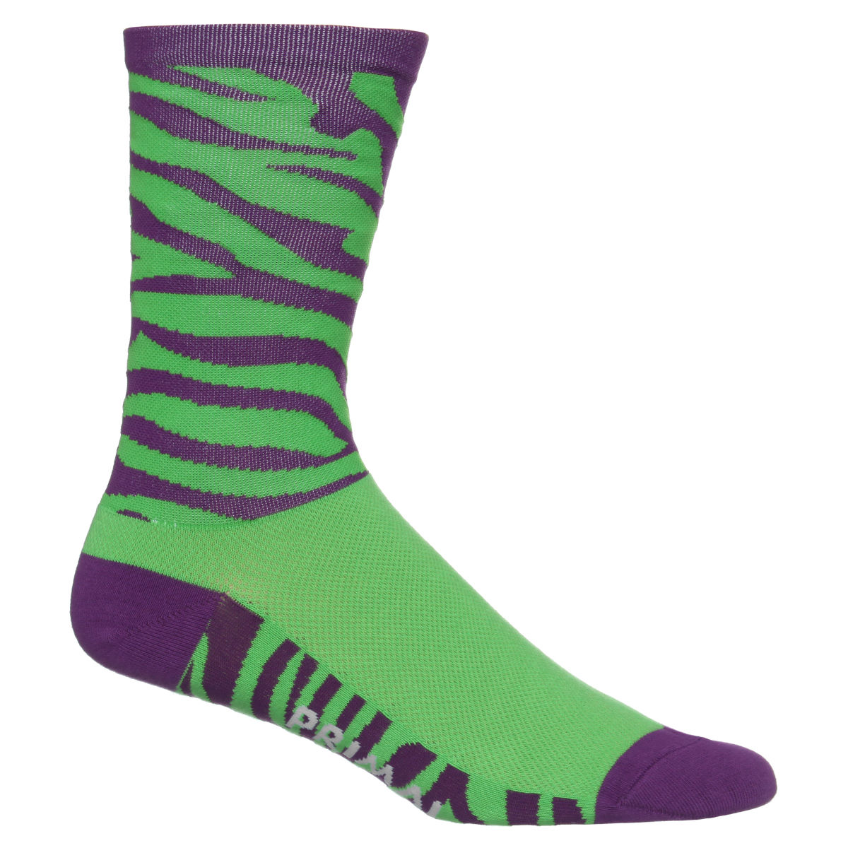 Chaussettes Primal Wild Ride - S/M Green/Purple | Chaussettes