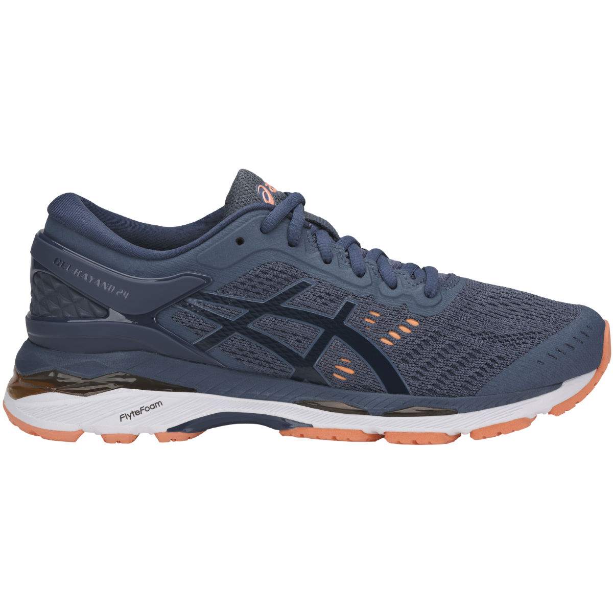 Asics Women's Kayano 24 Shoes   Running Shoes