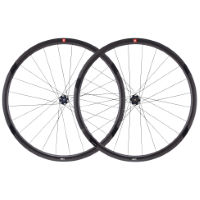 3T Discus C35 Team Stealth Wheelset (Shimano)
