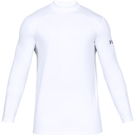 44aaa4aca838a4 View in 360° 360° Play video. 1. /. 4. Under Armour ColdGear Reactor Fitted  Long Sleeve ...
