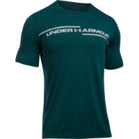 Under Armour Threadborne Cross Chest Kortærmet træningstrøje - Herre