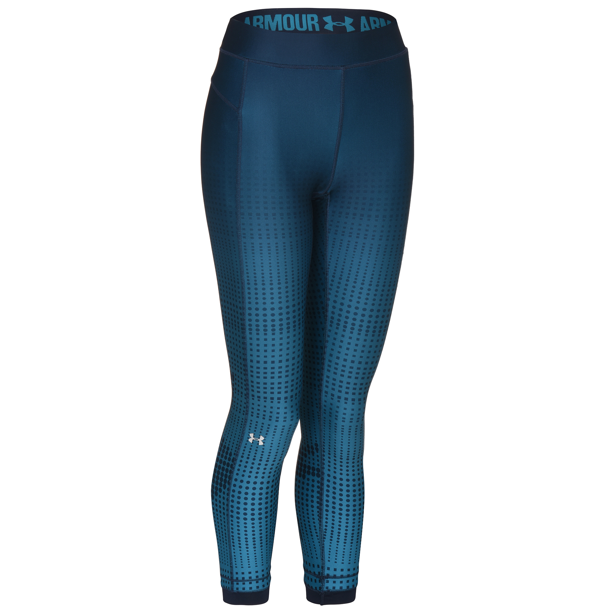 Under Armour HG Armour Oversized Ankle Crop Tights - Dame | Amour