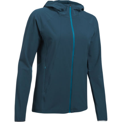 Wiggle Com Under Armour Women S Outrun The Storm Jacket Jackets