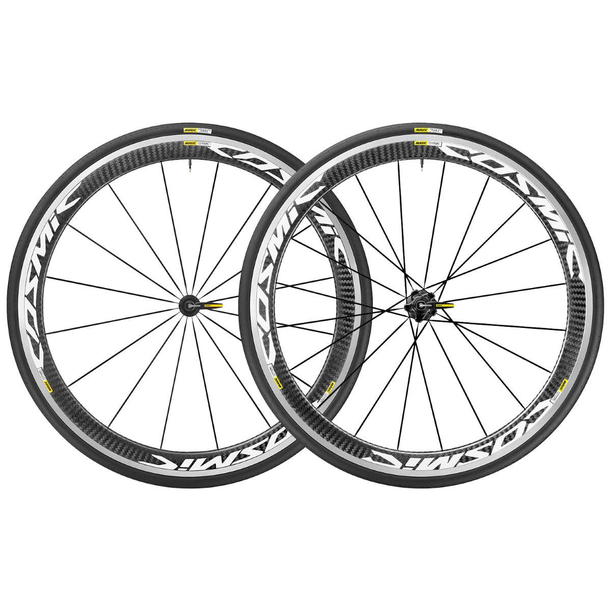 Wheel set Mavic Cosmic Pro Carbon (WTS) - Competition wheels