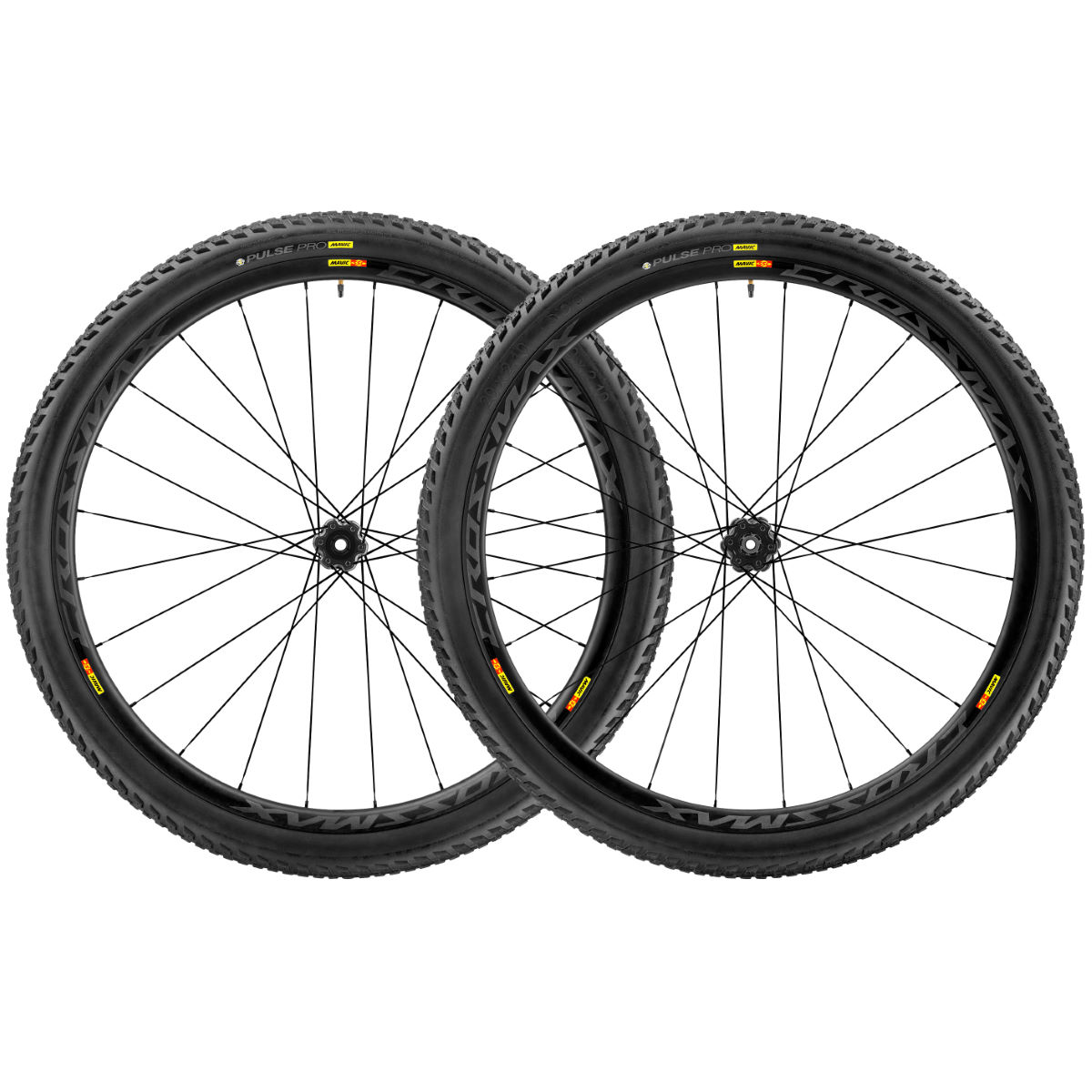 "Wheel set Mavic Crossmax Pro Carbon 27,5 ""(WTS, Shimano) - Competition wheels"