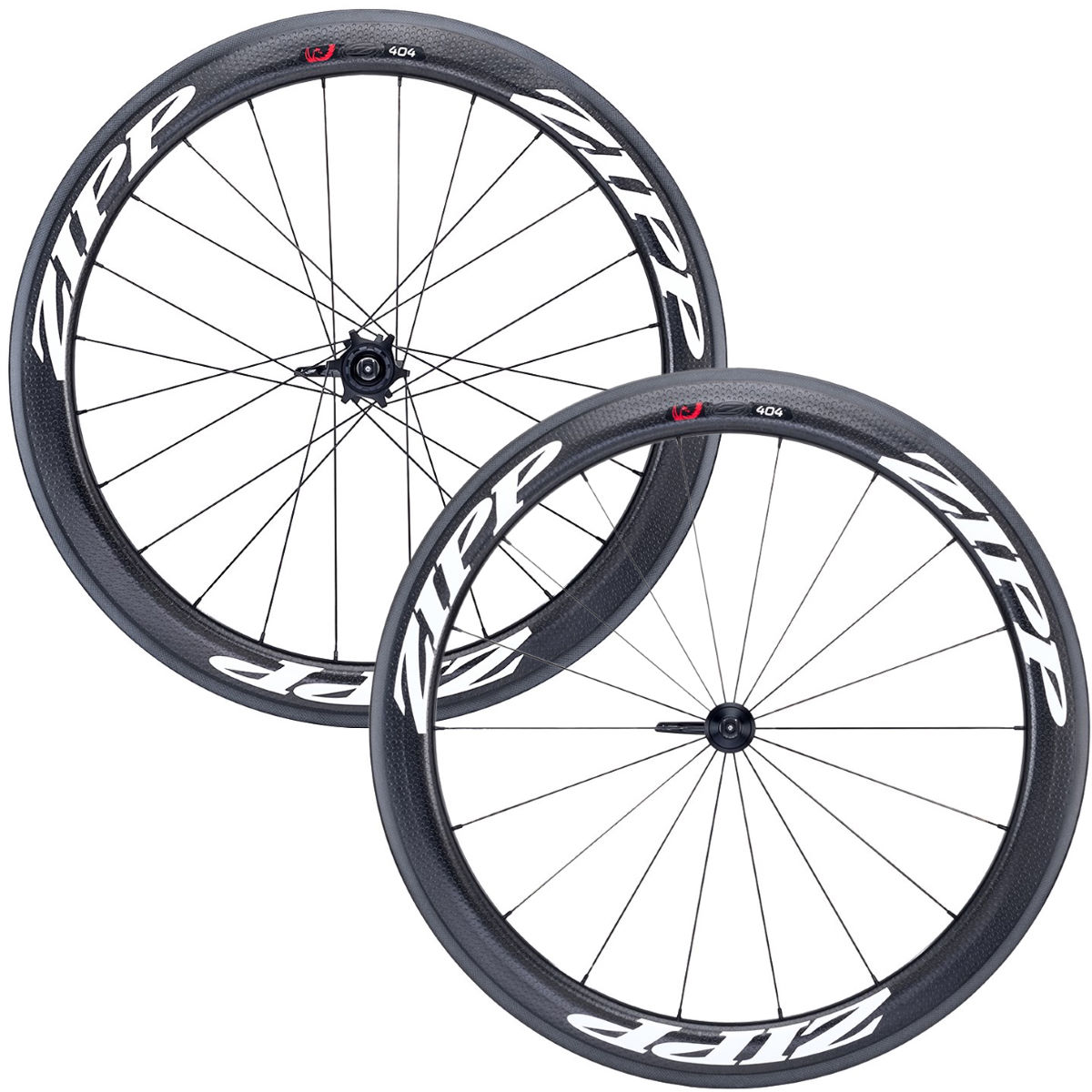 Set of wheels Zipp 404 Firecrest for cover (carbon) - Competition wheels