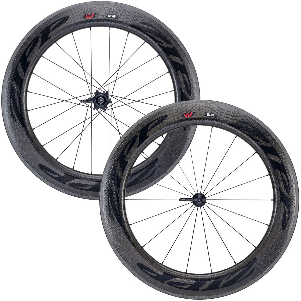 Set of wheels Zipp 808 Firecrest for cover (Shimano, carbon) - Competition wheels