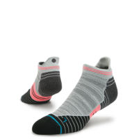 Stance Uncommon Solids Tab Ankelsockar