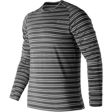 New Balance Seasonless Long Sleeve Run Top