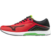 Mizuno Wave Sonic Shoes Green UK 12