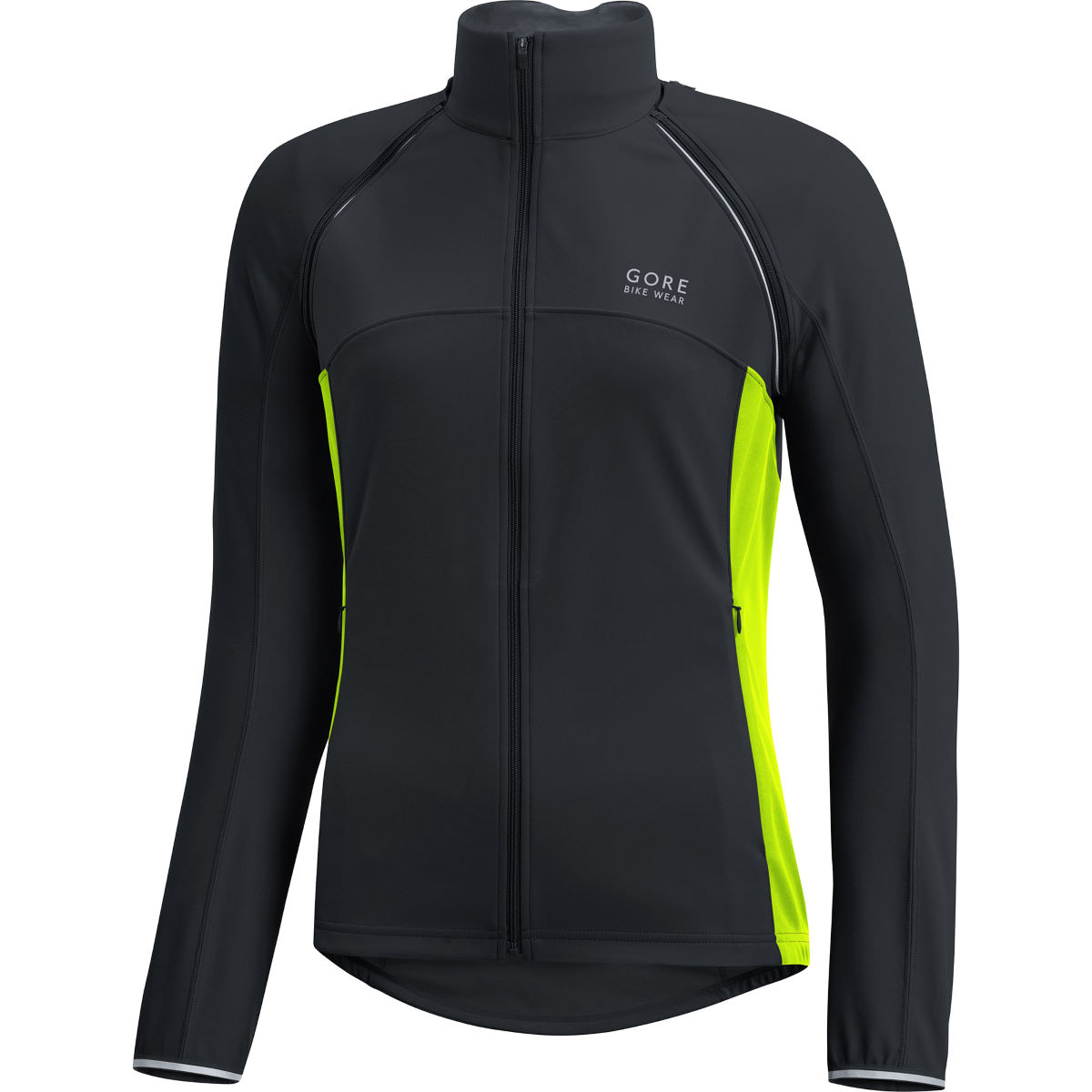 Veste Femme Gore Bike Wear Phantom Windstopper (fermeture zippée) - XS
