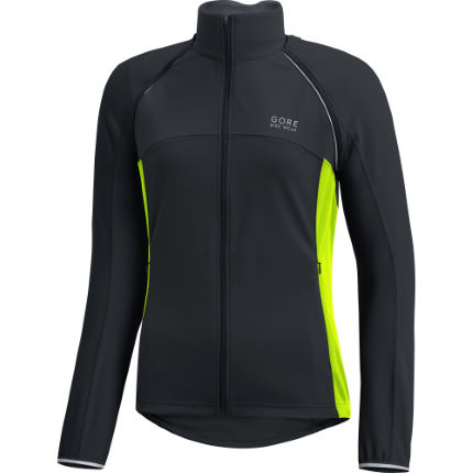 Gore Bike Wear Women's Phantom Windstopper Zip Off Jacket