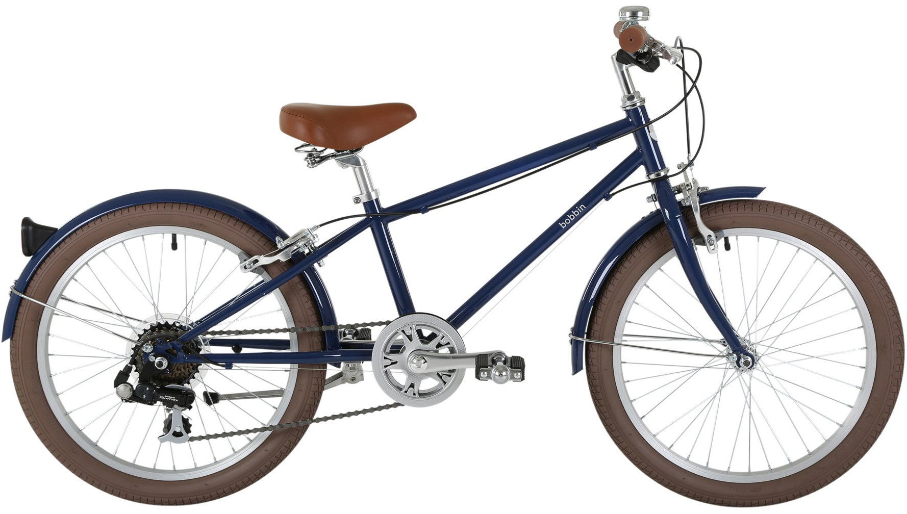 Bobbin Moonbug (2017) Kids Bike 20 Blue | City