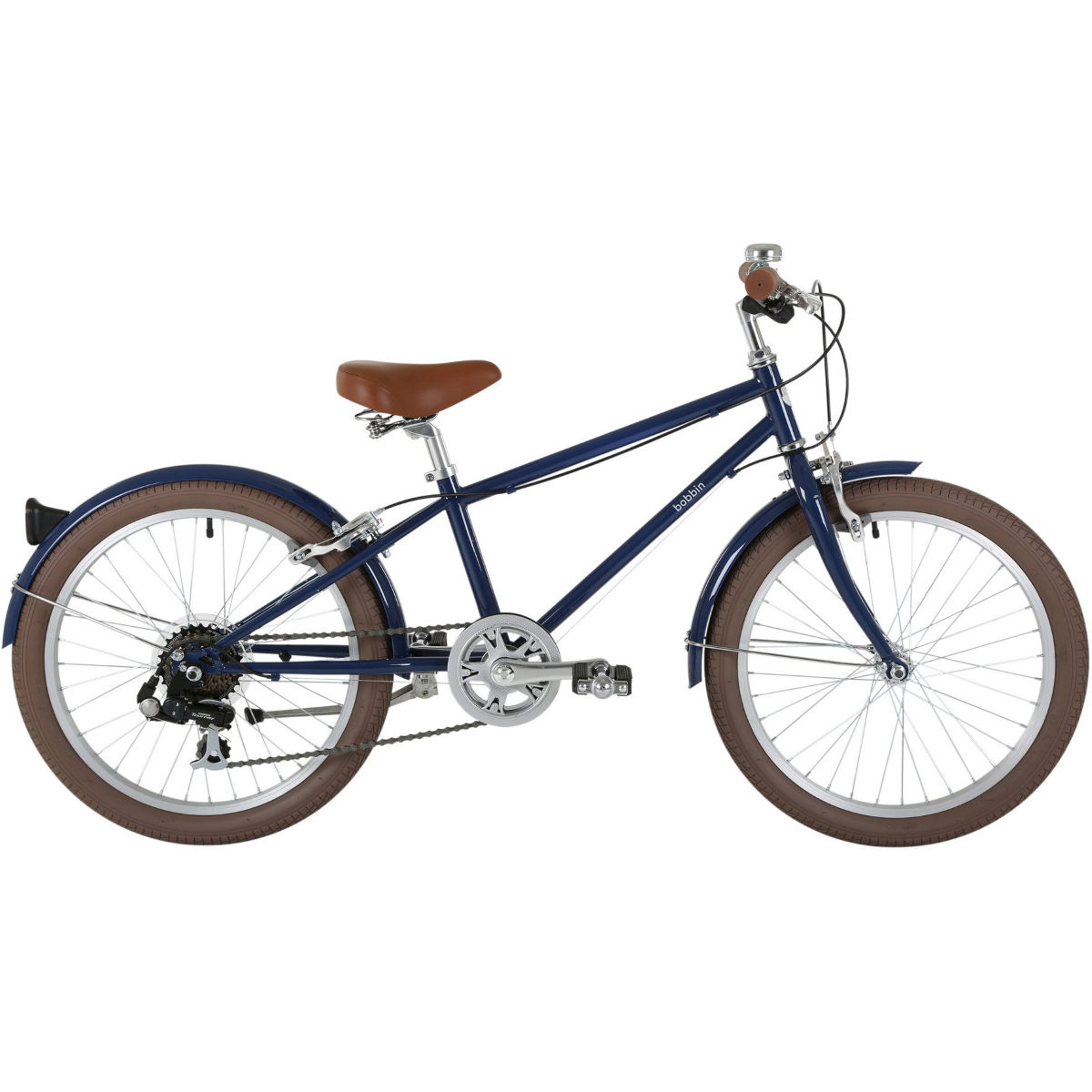 Bobbin Moonbug (2017) Kids Bike 20 Blue – One Size Stock Bike