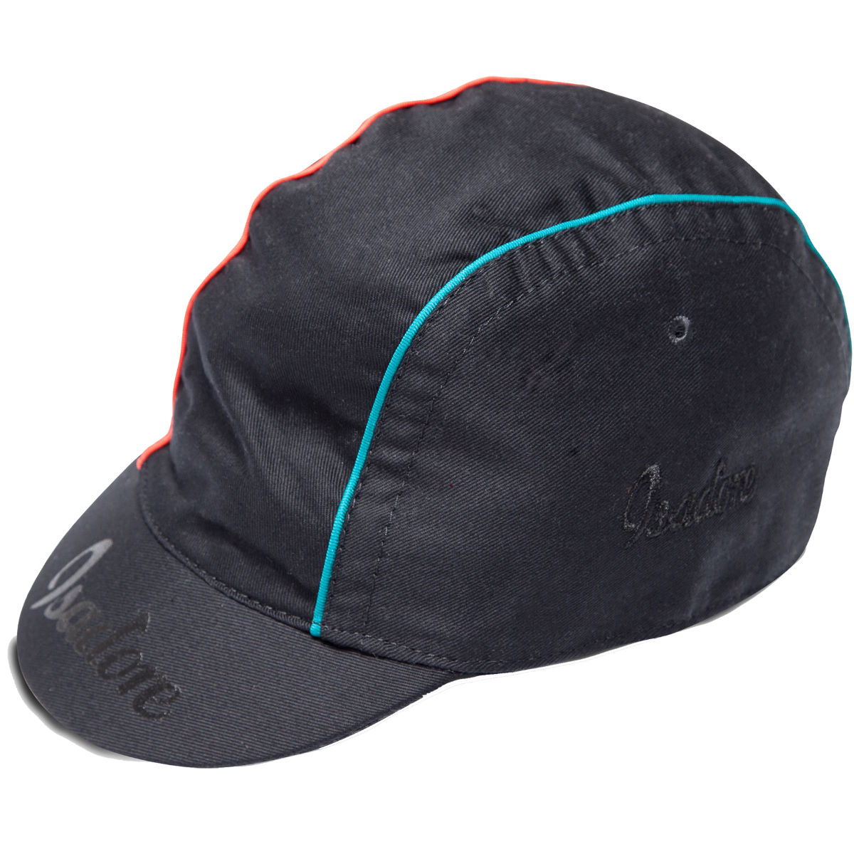 Image of Casquette Isadore Signature Light - M Black/Orange/ Blue | Casquettes