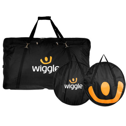Wiggle Complete Bike and Wheel Bags