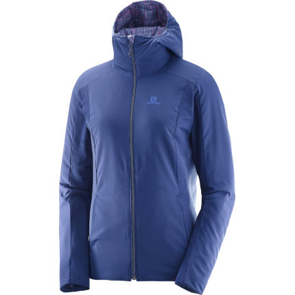 Salomon Women's Drifter Air Mid Hoodie