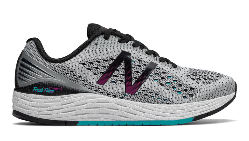 New Balance Women's Fresh Foam Vongo Stability Running Shoe