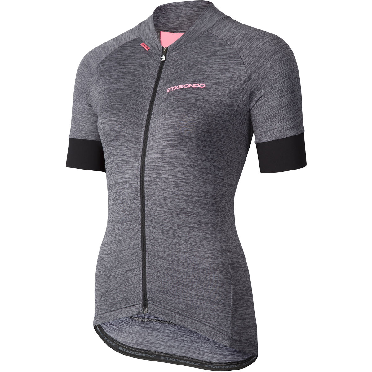 Image of Maillot Femme Etxeondo Terra (manches courtes) - L Rose Pink