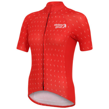 Stolen Goat Women's Bodyline Lightning Short Sleeve Jersey