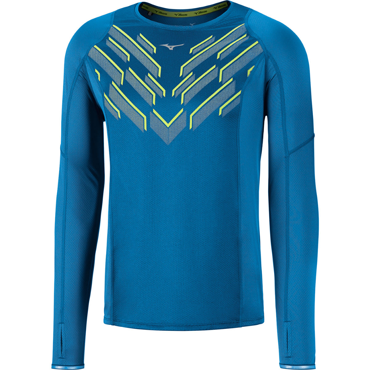 Mizuno Static BT LS Tee   Long Sleeve Running Tops
