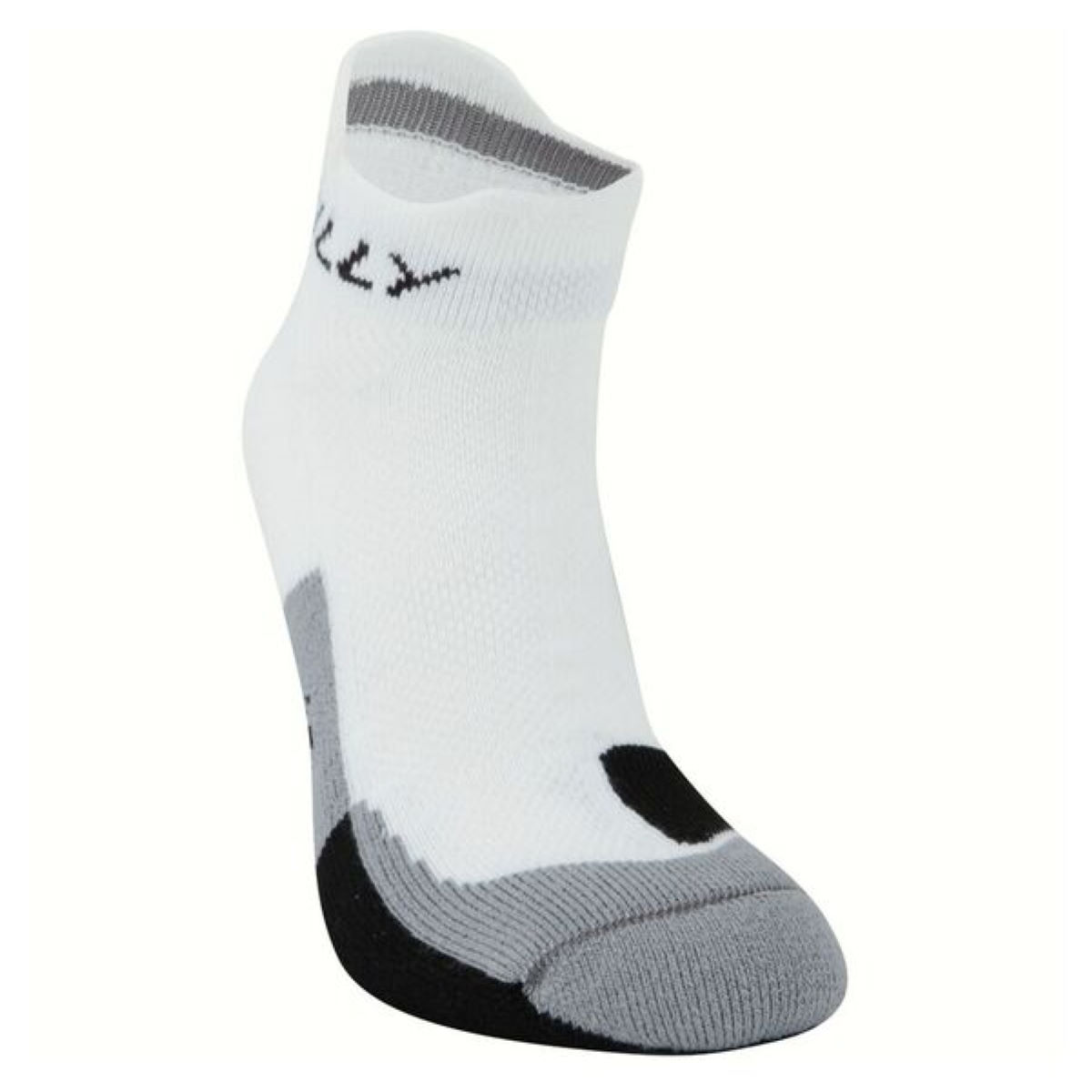 Socquettes Hilly Cushion - XL White/Black/Grey  Chaussettes